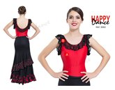 Flamenco leotard