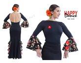 Flamenco leotard