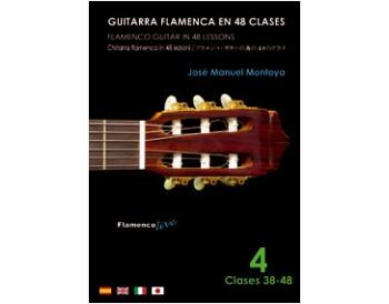 Flamenco Guitar in 48 lessons V. 4 (dvd + libreto)