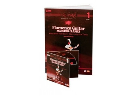 Paco Fernández - Flamenco guitar maestro classes Vol 1 (DVD+LIBRO)
