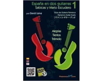 España en dos guitarras. Sabicas y Mario Escudero. vol. 1