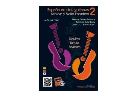 Dúos - España en dos guitarras (Volumen 2) - Sabicas y Mario Escudero - (DVD/Libro)