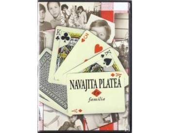 Navajita Platea - En familia (DVD)
