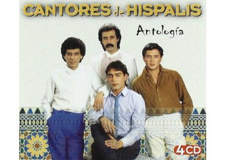 Cantores de Hispalís. Antología (4 CDs)