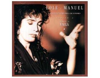 Lole y Manuel cantan a Manuel de Falla