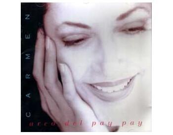 Carmen de la Jara - Arco del Pay Pay (cd)
