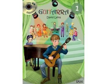 Guitarra Flamenca. Primeros paso (libro + CD)