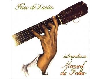 Interpreta A Manuel De Falla. Paco de Lucía (Vinilo)