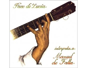Interpreta A Manuel De Falla. Paco de Lucía (Vinyl)