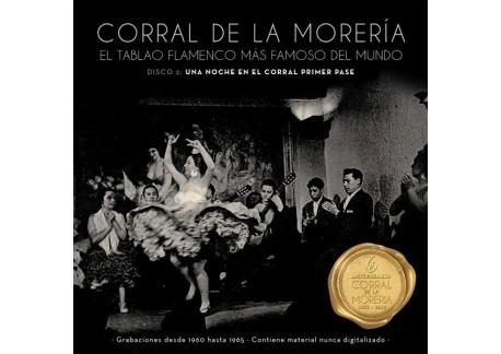 Corral De La Morería [ El Tablao Flamenco Más Famoso Del Mundo / Disco 1: 60 Aniversario ]