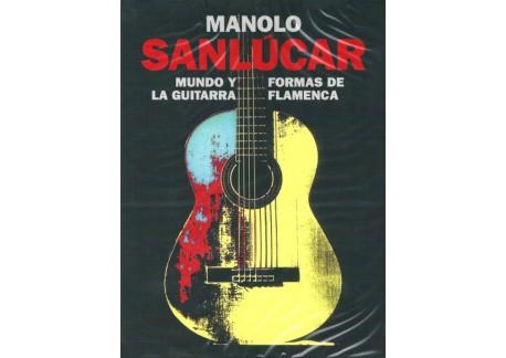 Manolo Sanlúcar. Mundo y formas de la Guitarra Flamenca (3 cds)
