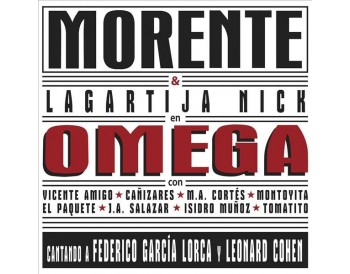 Omega (Ed. 20º Aniversario) 2LP - Enrique Morente -  2 Vinilos