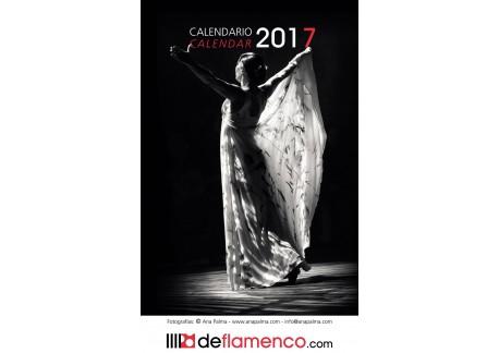 Flamenco Calendar 2017 (Pack 3 items)