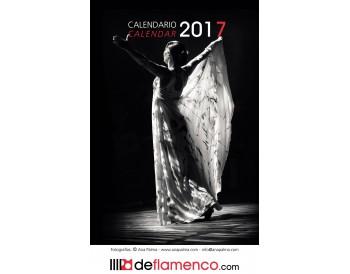 Calendario Flamenco 2017 (Pack 6 unidades)