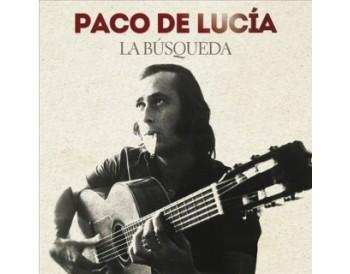 La Búsqueda - Paco de Lucía 2CD + DVD (Mintpack)