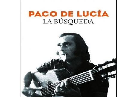 """Paco de Lucía - La Búsqueda """"Deluxe"""" (3CDs+DVD)"""