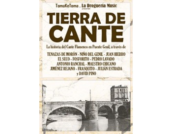 "Tierra de cante ""Documental"" (DVD)"