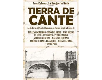 """Tierra de cante """"Documental"""" sobre Puente Genil(DVD)"""