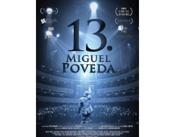 """13"" - Documental de Miguel Poveda (DVD+CD)"
