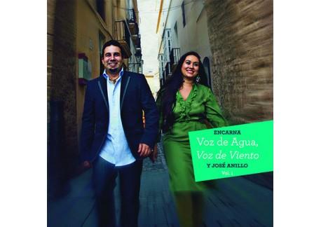 Encarna y José Anillo - Voz de agua, voz de viento Vol 1 (CD)