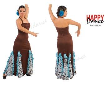 Vestido flamenco