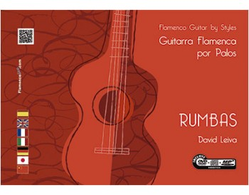 "Flamenco Guitar by styles. ""RUMBA"". David Leiva"