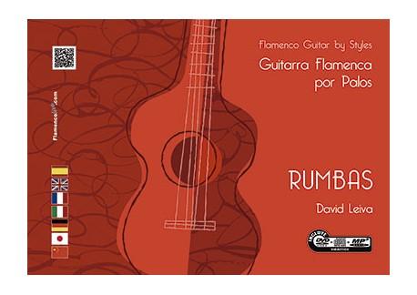 "Guitarra Flamenca por Palos - ""RUMBA"" - David Leiva"