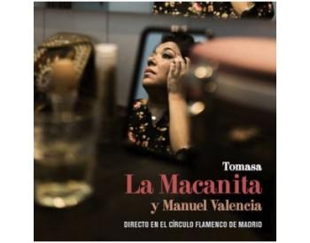 Tomasa la Macanita - Directo en el Circulo Flamenco de Madrid (CD+DVD)