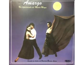 Amargo, de Mario Maya (vinilo)