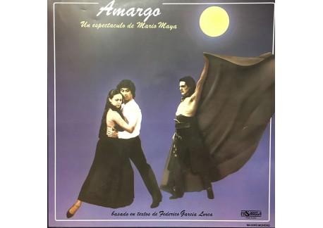Amargo, de Mario Maya (vinyl)