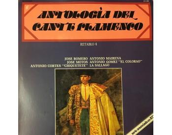 Antología del Cante Flamenco. Retablo 6 (vinilo)