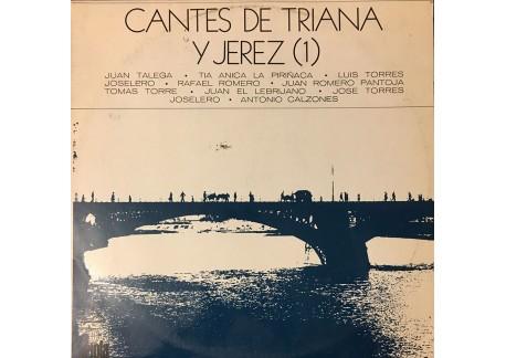 Cantes de Triana y Jerez (1) - vinilo