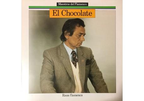 El Chocolate - Maestros del cante (vinilo)