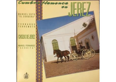Cumbre Flamenca en Jerez (vinilo)