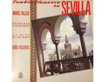 Cumbre Flamenca en Sevilla (vinilo)