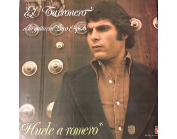 El Turronero a la guitarra Paco Cepero (vinyl)