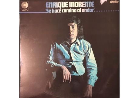 Enrique Morente, Se hace camino al andar (vinyl)