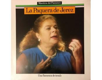 La Paquera de Jerez - Una flamenca de tronío (vinilo)