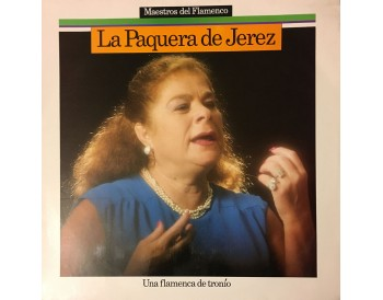 La Paquera de Jerez - Una flamenca de tronío (vinyl)
