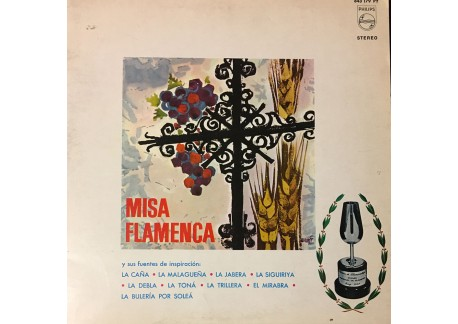 Misa Flamenca (vinyl)