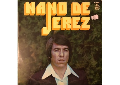 Nano de Jerez (vinilo)