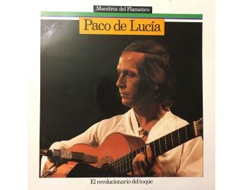 Paco de Lucía - El revolucionario del toque (vinilo)