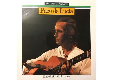 Paco de Lucía - El revolucionario del toque (vinyl)