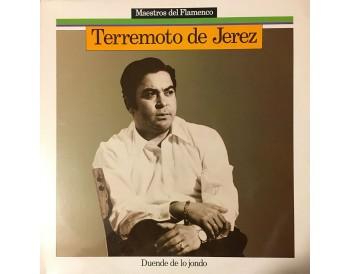 Terremoto de Jerez -Duende de lo jondo (vinilo)