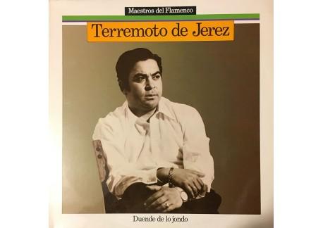 Terremoto de Jerez -Duende de lo jondo (vinyl)