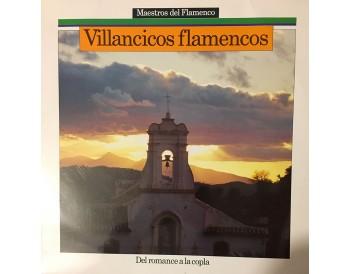 Villancicos flamencos - Del romance a la copla (vinilo)