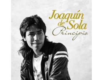 """Joaquín de Sola - """"Principio"""" (CD)"""