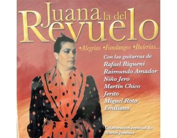 Juana la del Revuelo (CD)