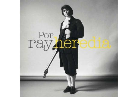 """Por Ray Heredia"" (CD)"