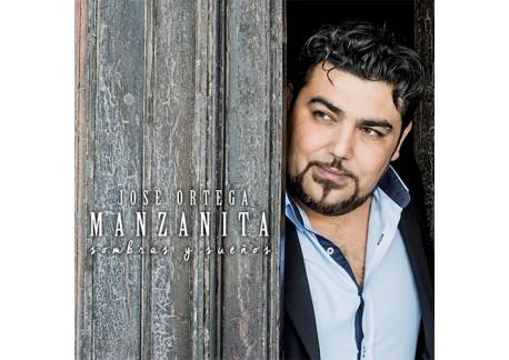 José Ortega Manzanita - Sombras y Sueños (CD)